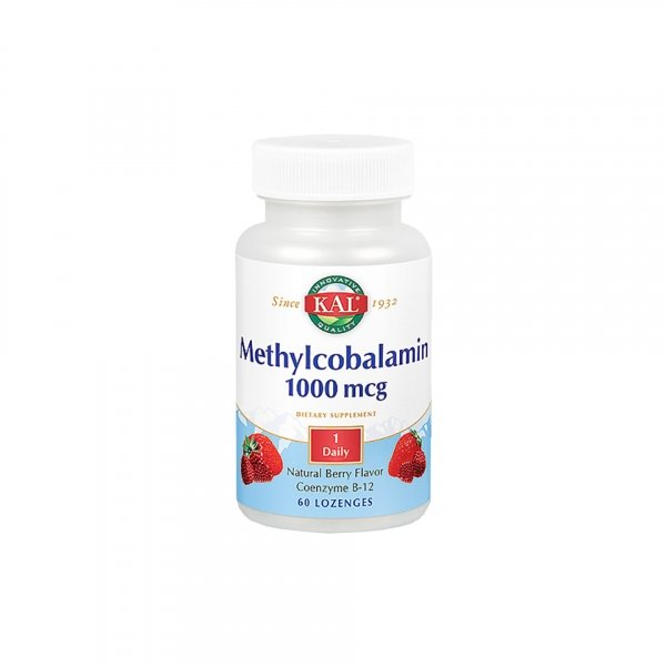 Kal Melatonin 3 Mg 120 Tablets: Βιταμίνες B